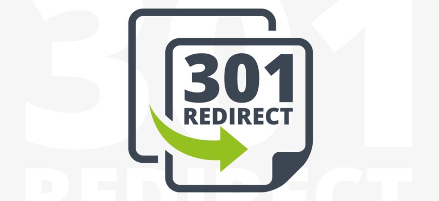 Redirect 301 / 301-Weiterleitung