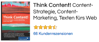 Buchtipp: Think Content!