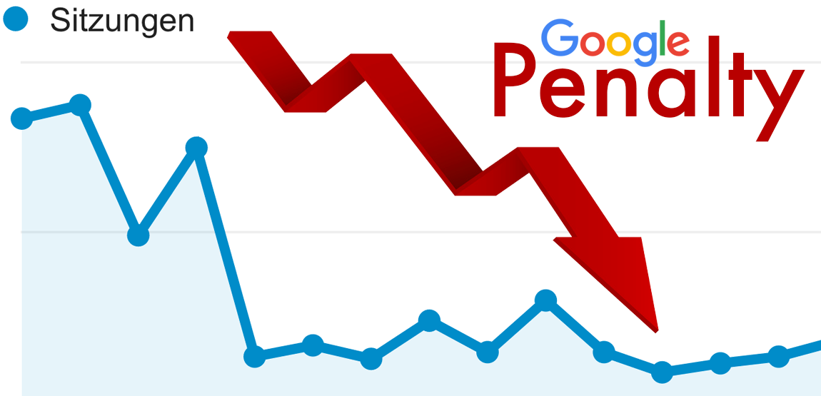 Google Penalty - Abstrafung Durch Google