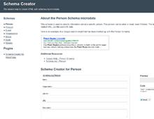 kostenlose SEO Tools - Schema Creator